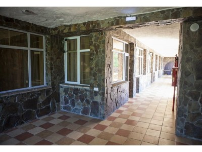 Вилла Олива-Арт| Крым Алушта | территория