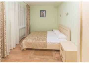 Люкс 2-местный 2-комнатный | Вилла Олива-Арт| Крым Алушта