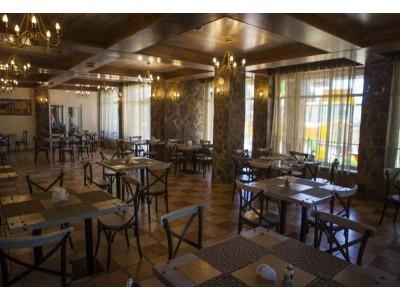 Вилла Олива-Арт| Крым Алушта | ресторан